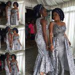 Glamorous AsoEbi Attires to look trendy