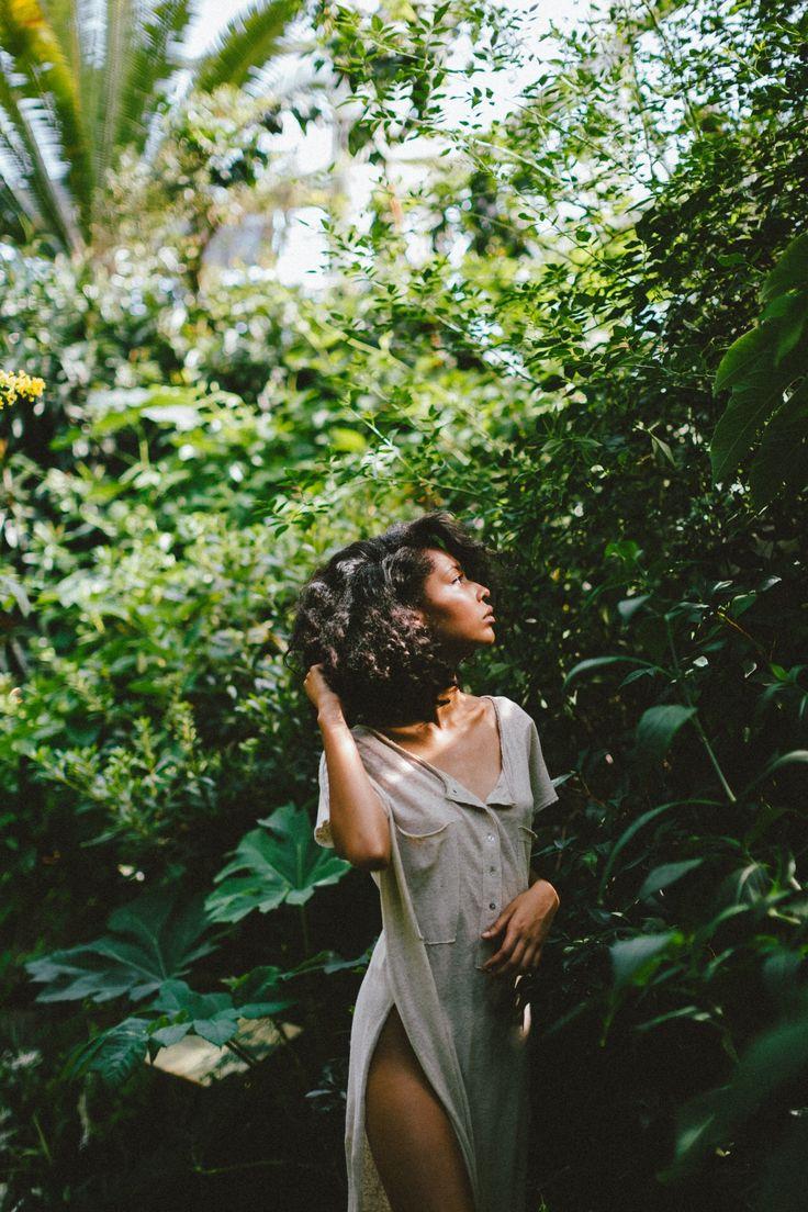 Create A Feminine Look With Fluffy Hair Models
