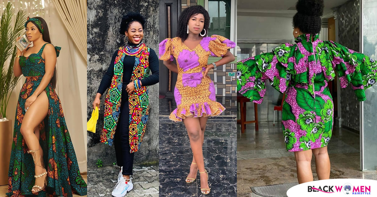 100 Different Ankara Styles You Must Try Today