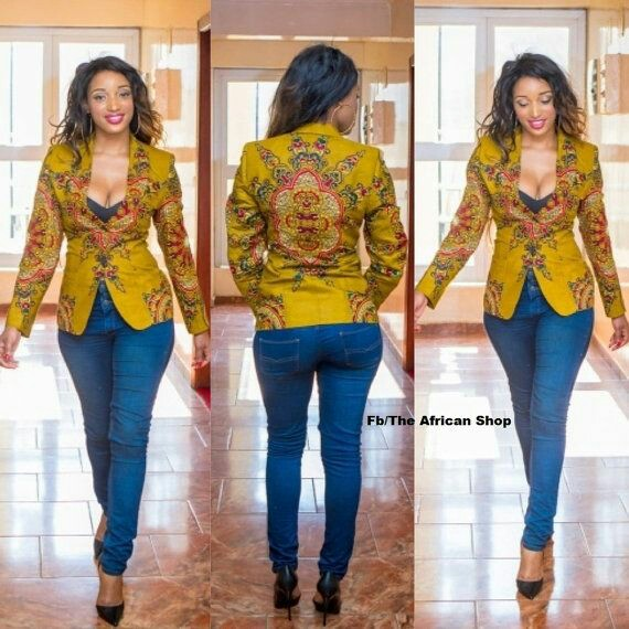 Irresistibly Really Distinctive Ankara Tops of all Time