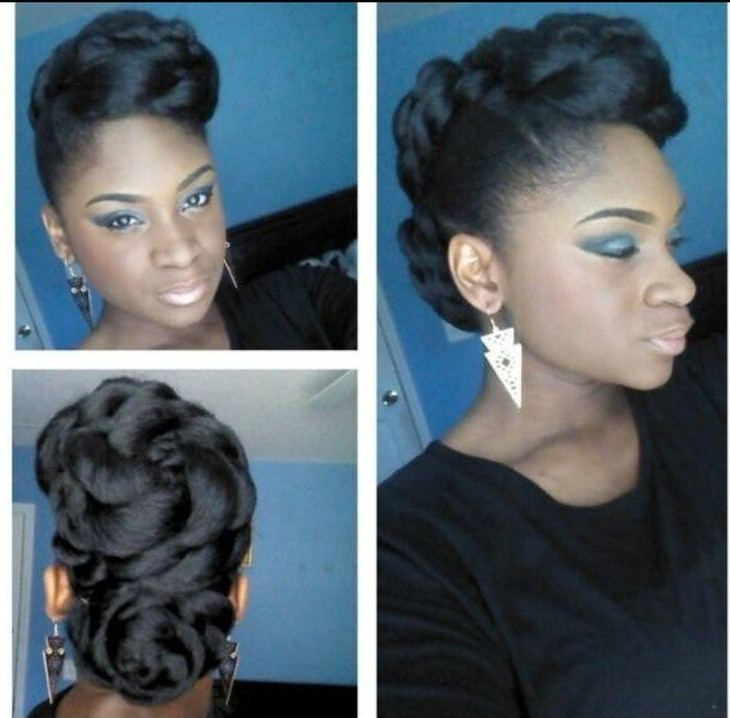 Easy Hairstyles For Black Women Be