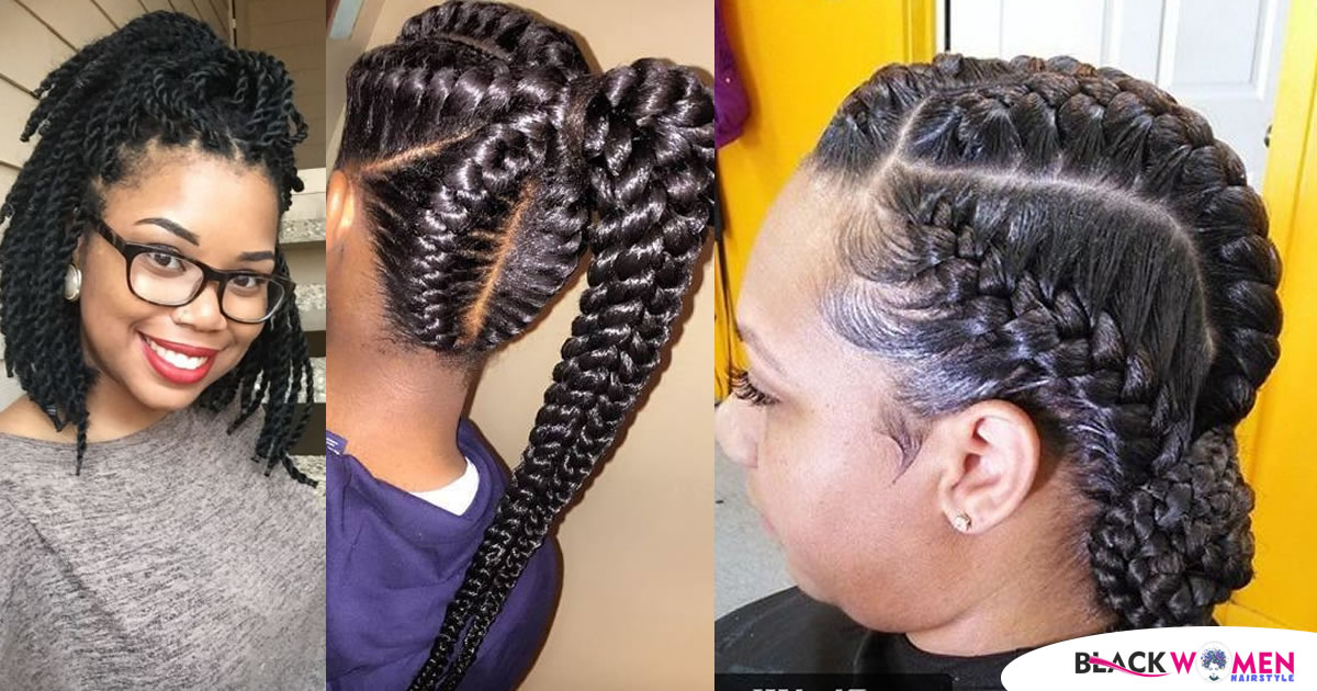 Awesome hairstyles for black women
