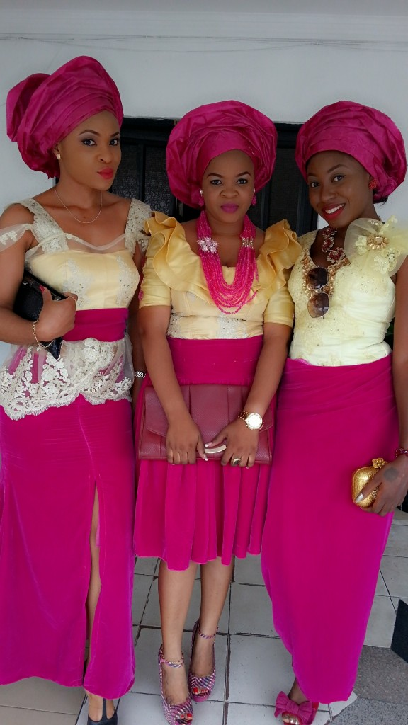 Wedding Digest Naija Aso-Ebi Trends