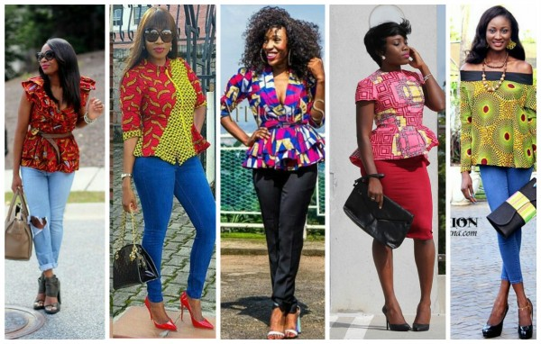 Weekend Particular: Style-Ahead Ankara Types