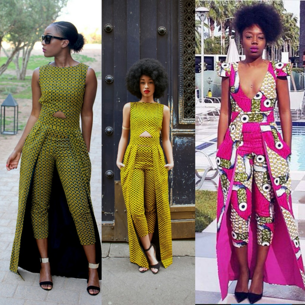 Fashionable, Stylish & Timeless Ankara Types