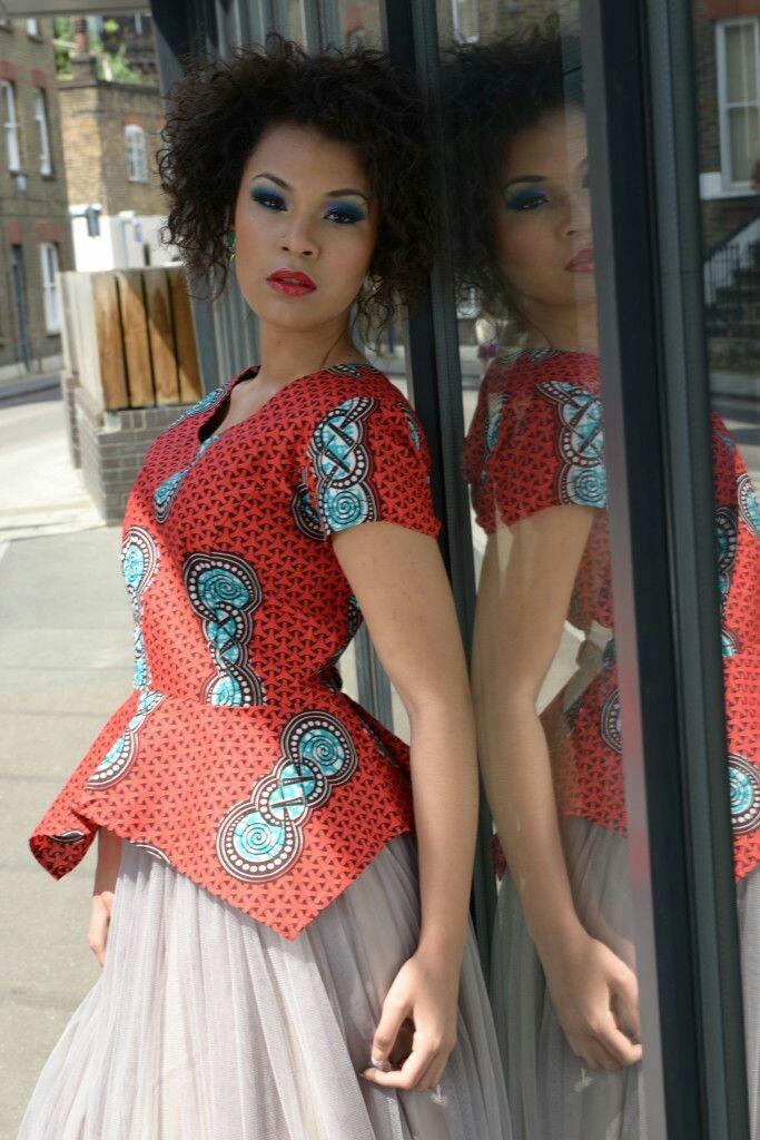 Fashion-Forward Ankara Styles