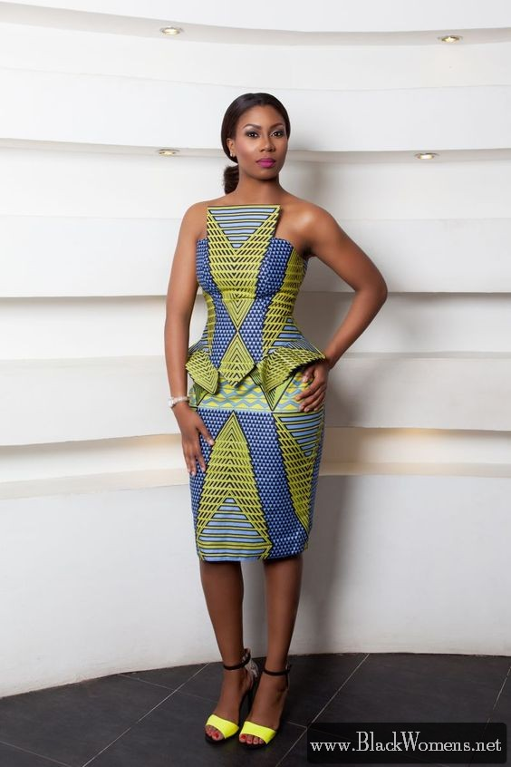 30 Sexy Ankara styles for Christmas Season