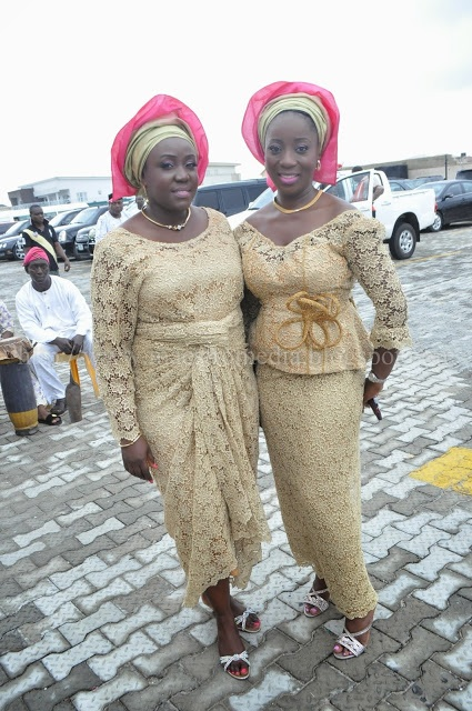 Which Fabrics Should Be Preferred For Evening ress With Aso-Ebi Style