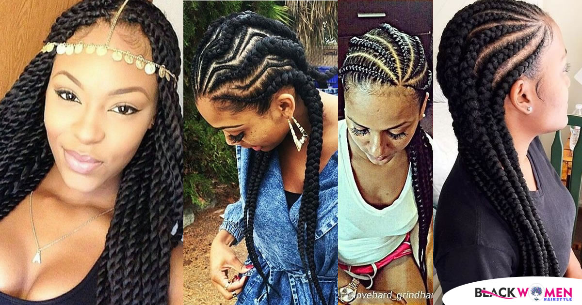 55 Find the Amazing Hairstyle for Black Women