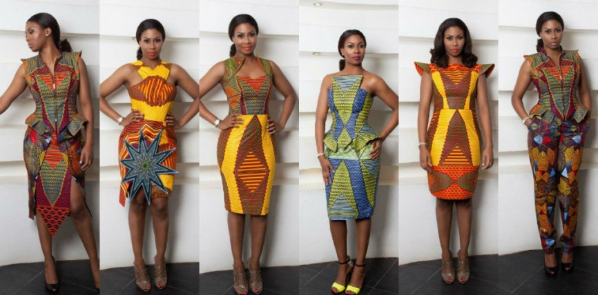 Fashion designers innovation with African Prints