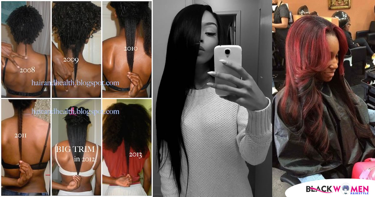 45 Cool Taking Care of Long Hair