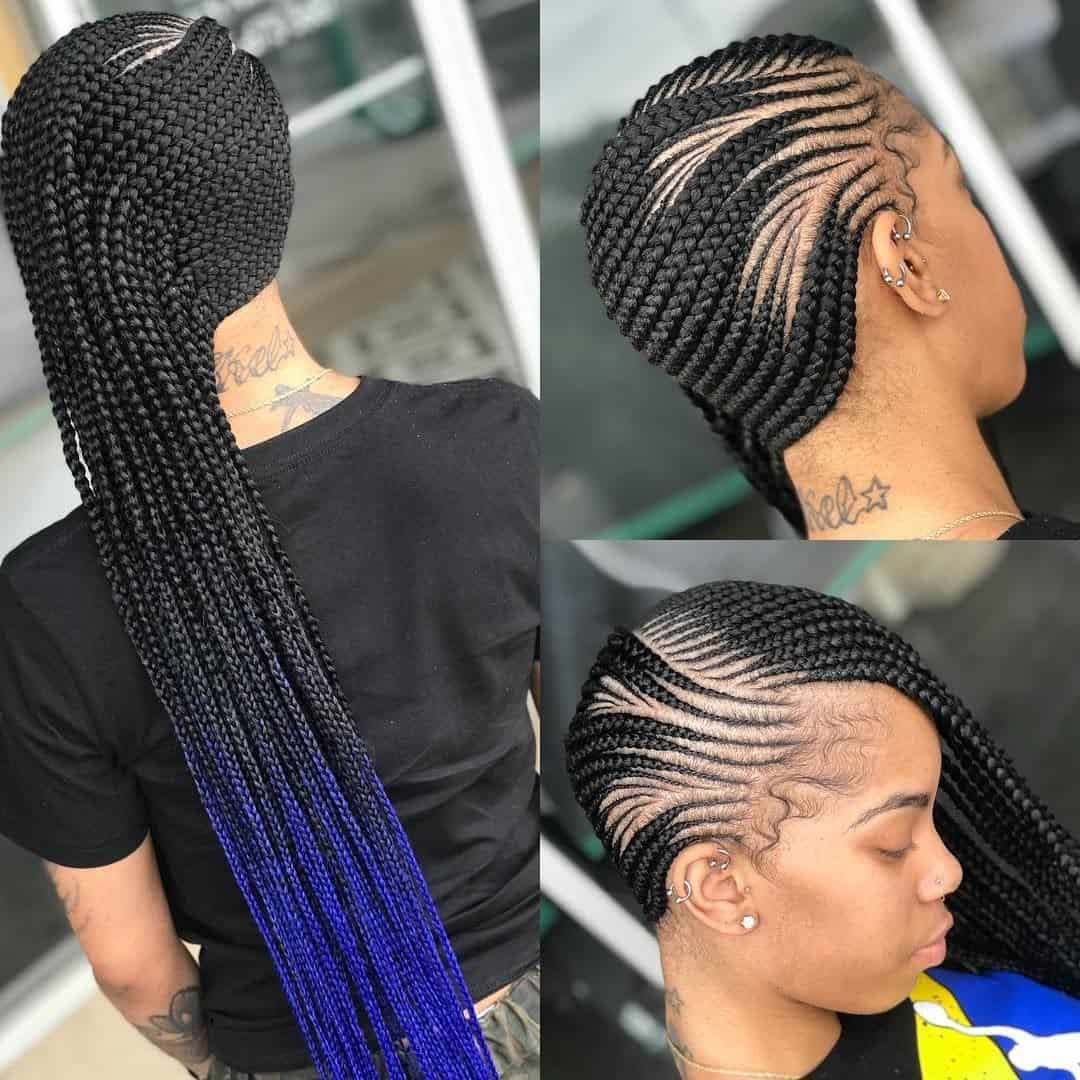 Hot Amazing Braided Hairstyles Look Pretty and Feel Confident 22