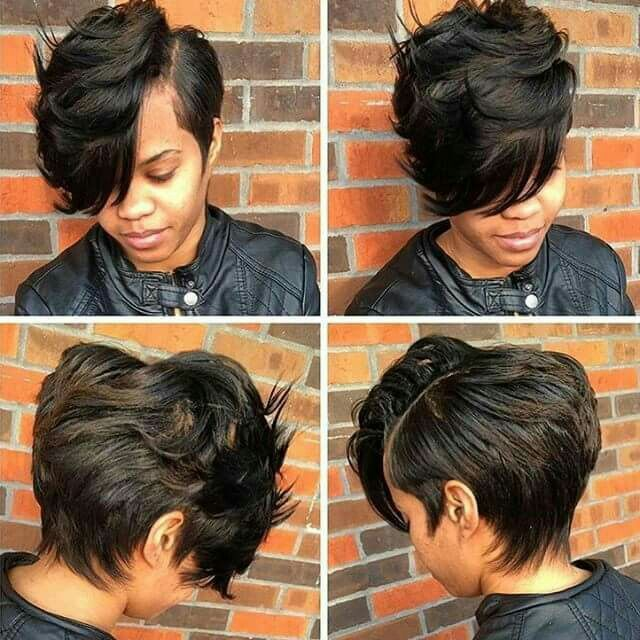 75 Fabulous African American Short Hairstyles