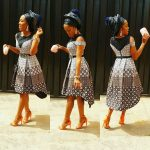 The Ankara frocks that you can go for