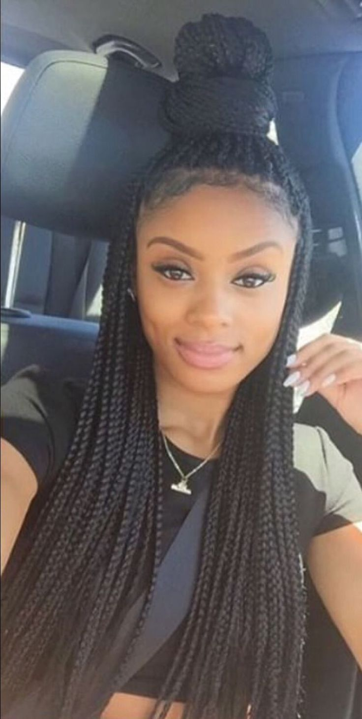 twist styles hair 55 trendy the different box braids artificial hairstyles 2018 2384