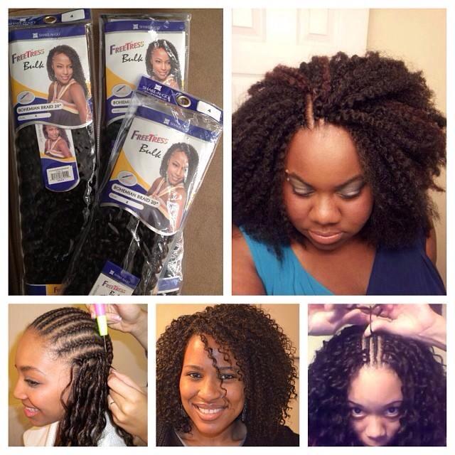 50+ Amazing Crochet hair braids for American African women