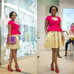 Rock your look with the new Ankara styles