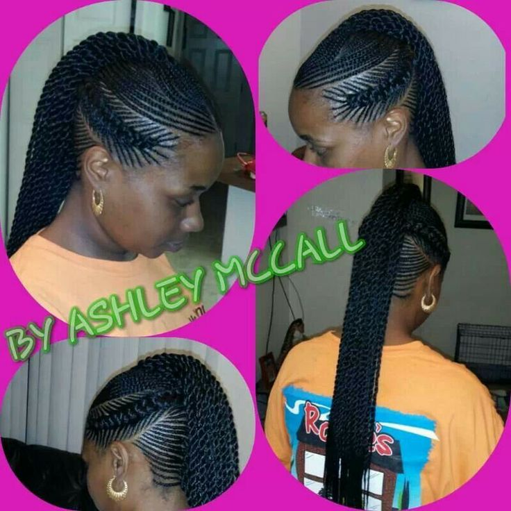 85+ Super Hot Black Braided Hairstyles