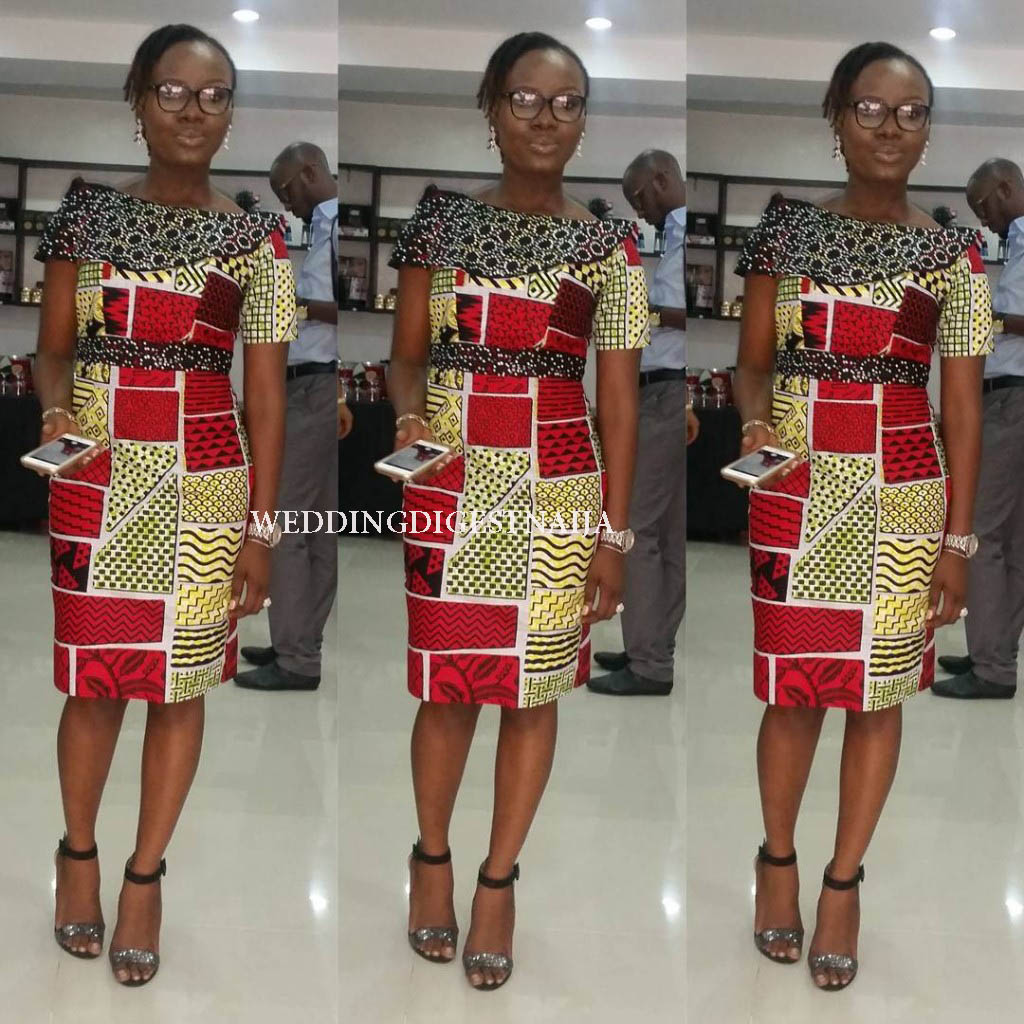 65 Best The Ankara Dresses Along With Proper Hairstyles