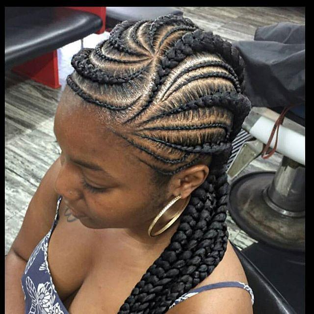 60+ Hot Amazing Braided Hairstyles - African Braid Hairstyles