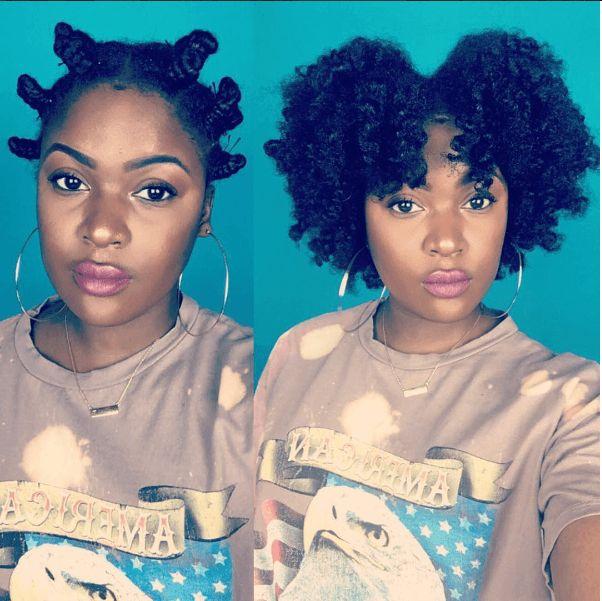 beautiful natural curls ig gabbyjaye naturalhairmag naturalhair