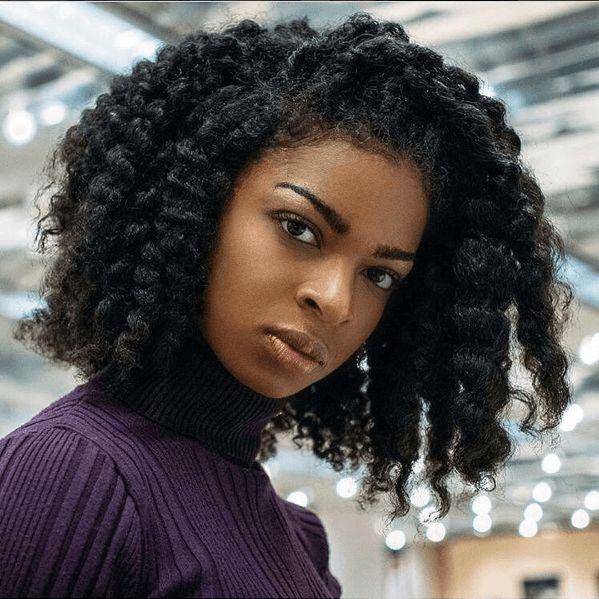 50 Hot Natural Hair Black Women
