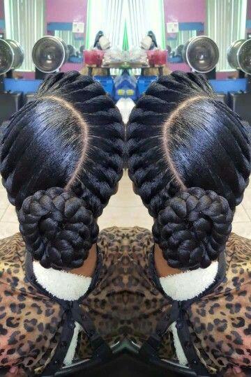 50+ Hot Natural hair black women!!