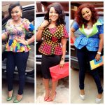 The Aso Ebi Style account of celeb Mercy Aigbe Gentry