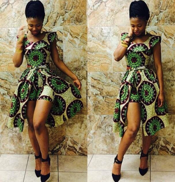 If you wish being stylishly Beautiful Ankara varieties is the answer