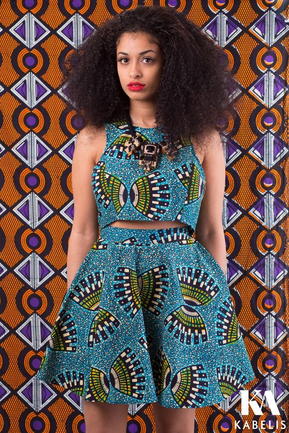 African Fashion Archives