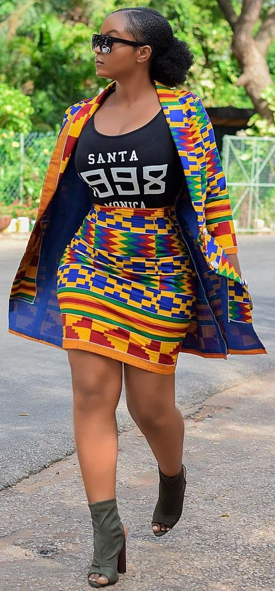 African Print Styles for Graduation in 2020 Africavarsities