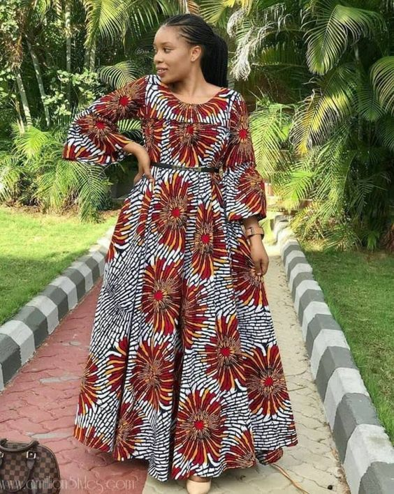 African fashion dressesAfrican fashion gownAfrican clothing Etsy
