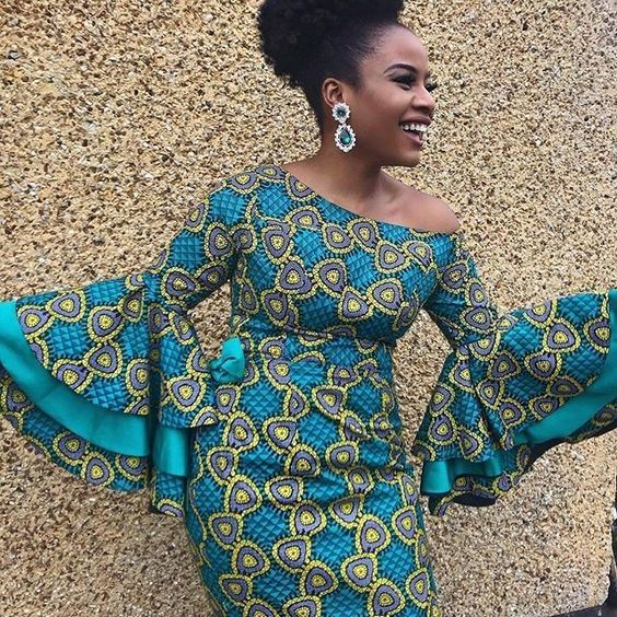 Beautiful African Fashion dresses Hephzee