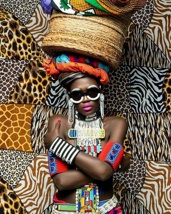 Hot Shots See Pics Of Mind Blowing Kenyan Jewelry Designs From UK Label Moyo By Bibi FashionGHANA.com 100 African Fashion