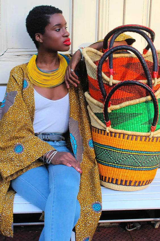 Meet The Designer Founder Africaboutik
