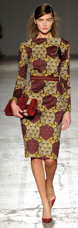 Stella Jean s Fashion Menage a Trois Eluxe Magazine