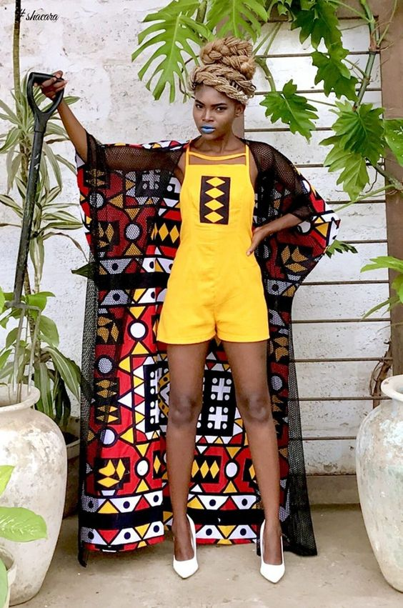 Zambian Designer Brand Mangishi Doll Raises Heads With Fabulous Collection