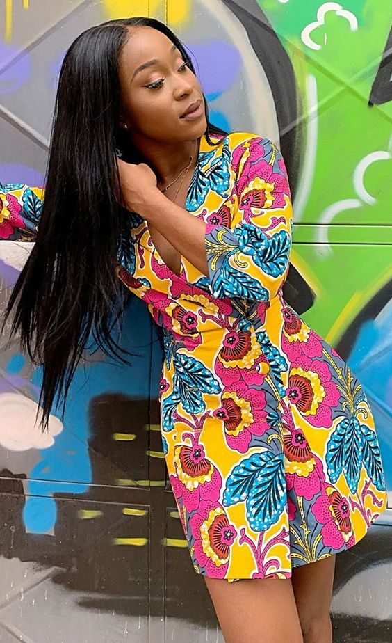 african fashion dress style 2