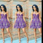 Some really trending Ankara varieties sported by Joselyn Dumas