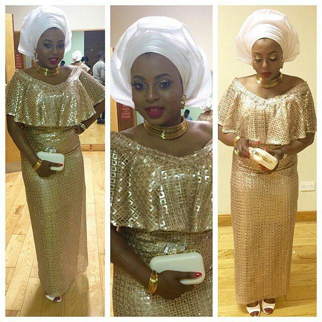Wedding ceremony invitee attires that make heads turn At Nigerian occasions
