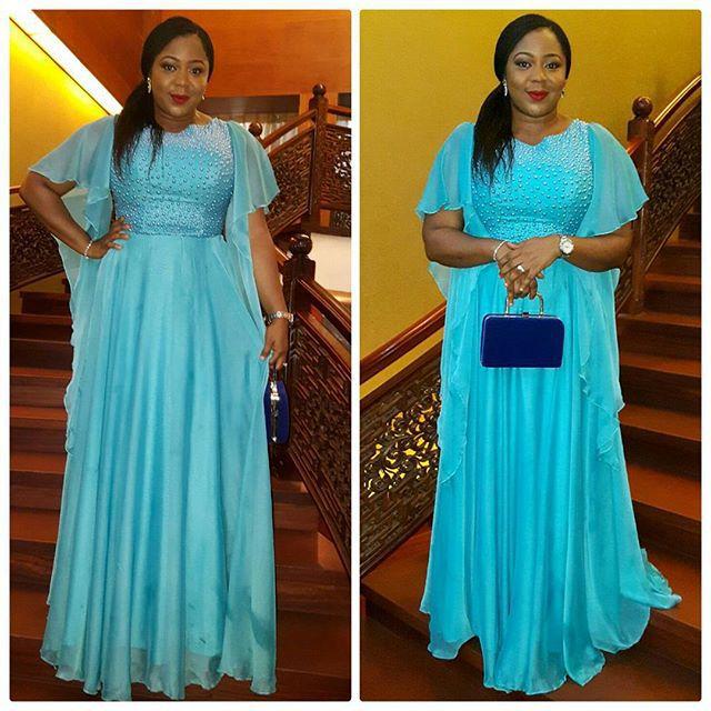 dress by shogefashions