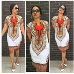 Dashiki Print Material for you to revel in