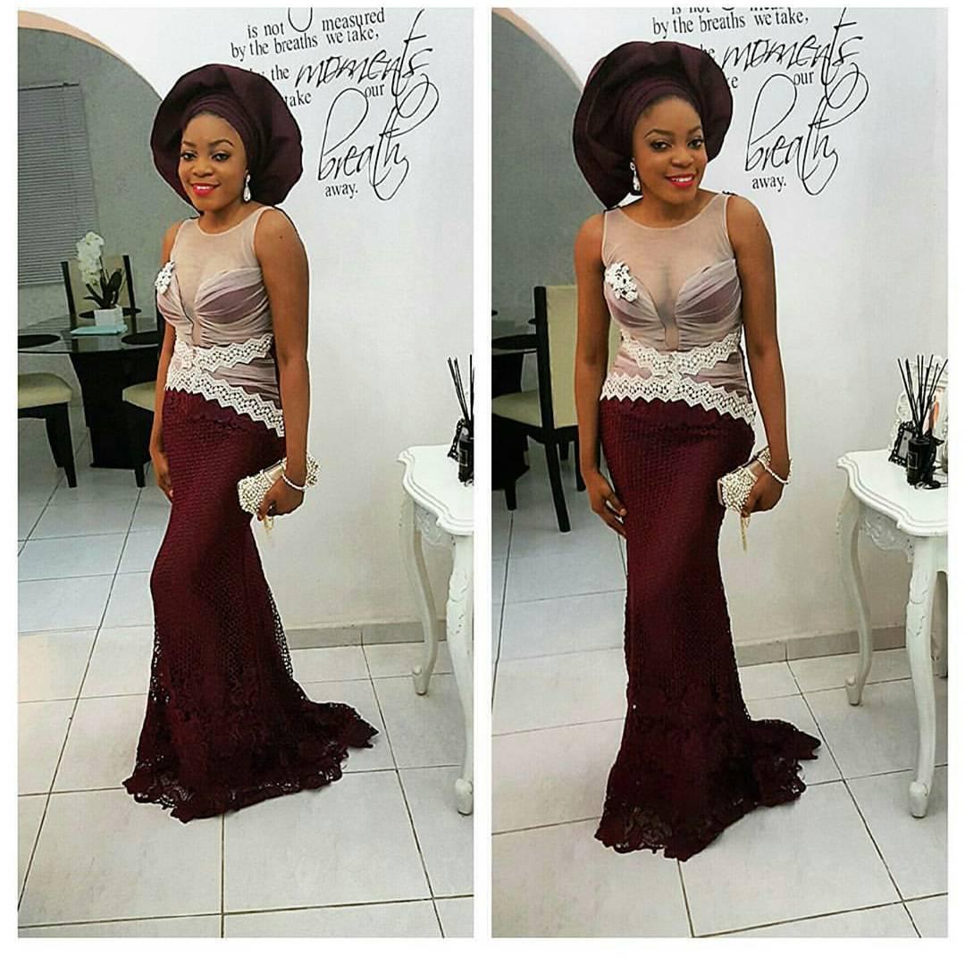 2017 05 aso ebi fashion styles nigeria wedding event fashion - 2017 05 Aso Ebi Fashion Styles Nigeria Wedding Event Fashion 20