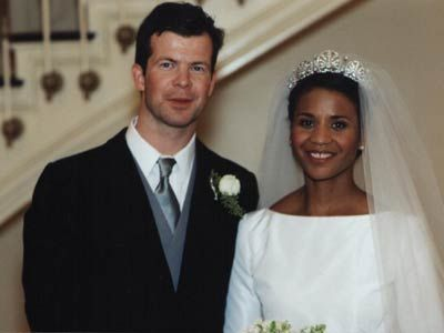 princess angela of liechtenstein is the first and only black princess in reigning european monarchy. i think this should have gotten much more media a