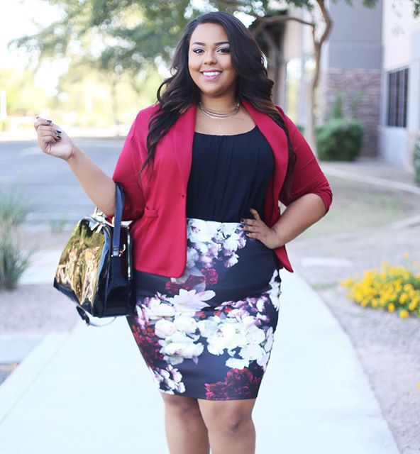 selectastyle plus size outfit
