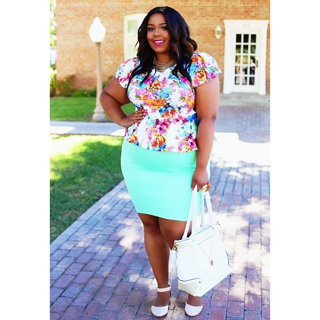 selectastyle plus size outfit 1