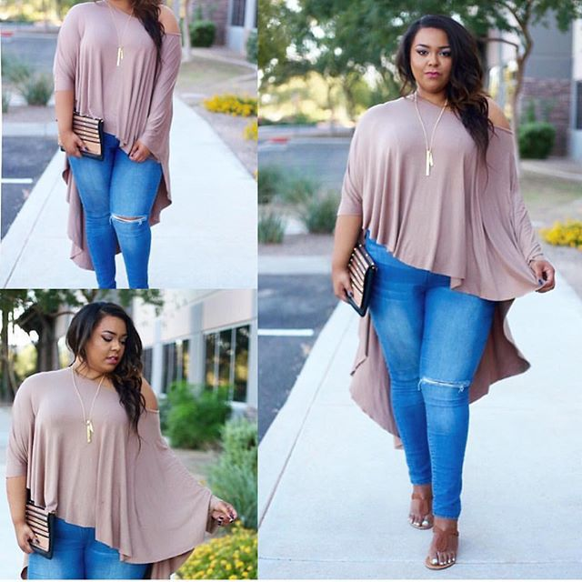selectastyle plus size outfit 4