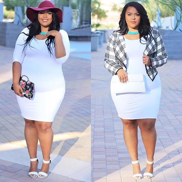Several Plus Size wears that will suit you fine