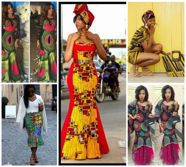 Some overwhelming Ankara styles for looking glamorous in
