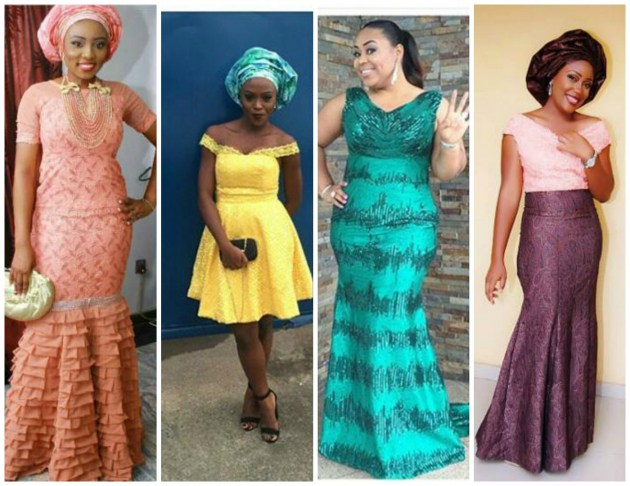 stunning aso ebi styles you could try this weekend 1
